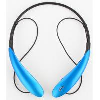 China Blue Surround sound Bluetooth Stereo Headset for Sports Music DJ on sale