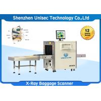 Buy cheap Single View Baggage X Ray Security Systems High Sensitivity For Metro Station product