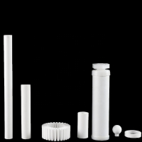 Buy cheap Cylinder M36 0.1 60 Micron Porous Sintered PTFE Water Filter product