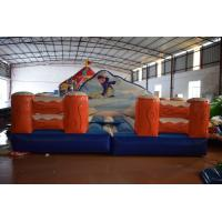 Buy cheap Exciting Inflatable Sport Games Size 5x5m / Inflatable Skiing Games Inflatable Simulated Surfing Games product