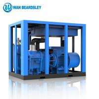 China 22KW Direct Driven Low Pressure Screw Compressor For Textile Industry on sale