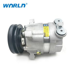 Buy cheap Truck AC Compressor For V5 1PK 24V Air Conditioner Replacement Truck Pumps product