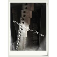 China Plastic Crusher Spare Part--- Steel Cutter Blades for sale/ Plastic Crusher Cutter Blade Price