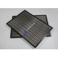 Buy cheap FS MB Composite Shale Shaker Screen for FSI Shale Shaker Long Work Life product