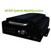 Buy cheap 4CH Hard Disk SD card car digital video recorder for buses coach truck product