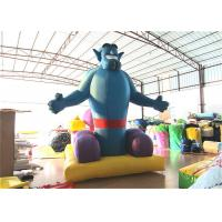 Buy cheap Indoor Inflatable Christmas Decorations 3.5 X 2.5 X 4m Blow Up Xmas Decorations product