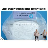 Buy cheap Fat Burners Liothyronine Sodium ( T3 Na ) Raw Powders For Pills Or Ready Pills from wholesalers