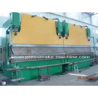 Buy cheap Heavy Duty Cylinder Hydraulic Press Brake Machine For Steel Beam product