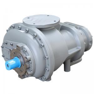 ventile las piezas rotatorias del compresor del tornillo del extremo para el compresor de aire de la industria 132KW