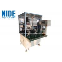 Buy cheap Automatic Needle Winding Machine for BLDC Stator , Two Working Stations product