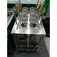 Buy cheap Electric Commercial Catering Equipment / Restaurant Pasta Cooker Energy Saving from wholesalers