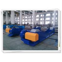 Buy cheap Customized Tank Turning Rolls With Steel Roller For 150T 12M Job Shot Blasting product