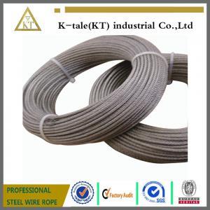 Buy cheap Веревочка провода нержавеющей стали AISI 7x7 7x19 product