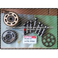 Buy cheap High Self Priming Capability Excavator Hydraulic Pump Parts Set Plate Piston Cylinder block  Komatsu PC200-5 / HPV90 product