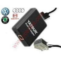 Buy cheap iPhone Audi Integration kit-VW Skoa 12-Pin CD Changer adapter product