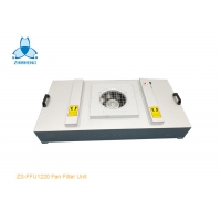 Buy cheap 1000m3/H Galvanized Aluminum Fan Filter Unit For Clean Room product
