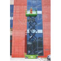 Buy cheap DC Motor Drive Self Propelled Scissor Lift Acess Platform from wholesalers
