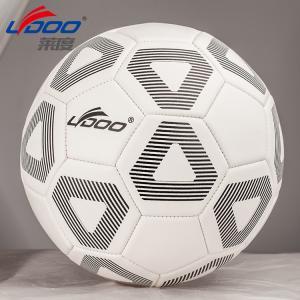 Buy cheap ポリ塩化ビニールのフットボール、サポートはさまざまなサイズを提供するロゴおよび絵画をカスタマイズしました product