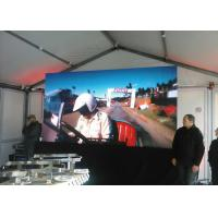 Buy cheap Entertainment visual Stage LED Screen P3.91 4.81mm , SMD Indoor Full Color LED Display Rental product