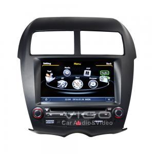 Buy cheap Mitsubishi ASX 8'' HD Car Stereo Auto Radio GPS Navigation Sat Navi Bluetooth C026 product