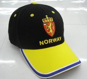 Buy cheap broderie 108*56cm et 100% et paillette faites sur commande de chapeau de coton pour la casquette de baseball product