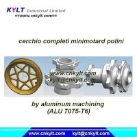 Buy cheap Aluminum Machining Mini Motorcycle wheels & Hubs (cerchio completi minimotard polini) product