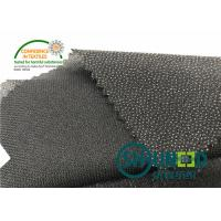 Buy cheap Durability Polyester Woven Interlining For Mens Suit Heavy Fabric product