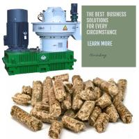 China Rotexmaster Using Round Wood/Wood Chips Wood Pellet Mill/Wood Pellet Production Line on sale