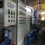 Buy cheap 65KW  Wire Drawing Machine , Siemens Motor High Speed Wire Stripping Machine product