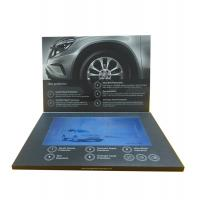 Buy cheap Factory Supply Bespoke Video Brochures , Paper Craft Video Invitation Card product