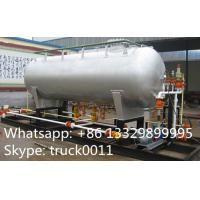 Buy cheap best price20ton Skid Filling Plant With LPG Storage Tank for Camp Cylinder,Kitchen Cylinder,Industrail Cylinder for sale product