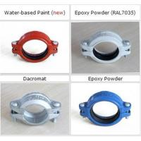 China RIGID COUPLING -DUCTILE IRON GROOVED PIPE FITTING on sale