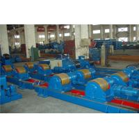 Adjustable Pipe Welding Rollers Manual For Wind Tower Production Line