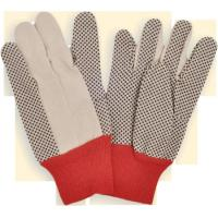 Buy cheap cotton pvc dots knit sewing gloves product