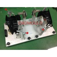 China Assembly Automotive Checking Fixtures For Vehicle Mounting Plate And Bracket on sale