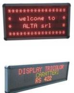 Buy cheap Placa de exposição Multiline do diodo emissor de luz product