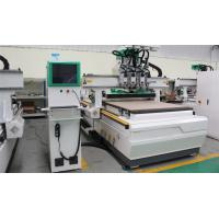 China Solid And Stable CNC Wood Cutting Machine High Accuracy 1300*2500*200mm on sale