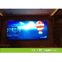 China High Resolution P1.47 Indoor Full Color LED Screen ,Rental Cabinet LED 1000nits Conference LED Sscreen wholesale