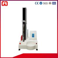 Buy cheap Single Column Desktop Type Material Test Instrument, 5-200KG domestic sensor, Panel Control (LCD display) product