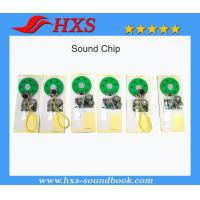 Buy cheap Custom Music Greeting Card Sound Chip product