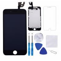 Buy cheap 5.5 Inch LCD Touch Screen Iphone 6 Plus Black Excellent Performance from wholesalers