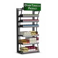Buy cheap Steel Frame Cigarette Display Cabinet Overhead Cigarette Dispenser For Smoke Shop product