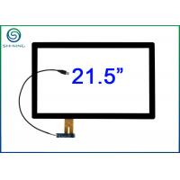 Buy cheap Widescreen Capacitive Touch Panel , 21.5 Inch Multi Touch Screen Display from wholesalers