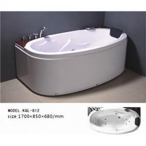 China Massage bathtub whirlpool bathtub spa bathtub MBL-9110 on sale