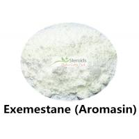 Buy cheap Exemestane / Aromasin CAS 107868-30-4 Anti Estrogen Steroid Muscle Building product