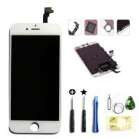 Buy cheap PassionTR LCD Touch Screen Digitizer Frame Assembly Full Set Touch Screen Replacement for iPhone 6, 4.7-inch, White product