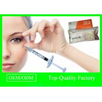 Buy cheap Sub skin 30mg Large Particles No Animal Hyaluronic Acid Fillers / Sodium Hyaluronate Injection 50ml syringe product