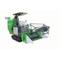 Buy cheap Nongyou 4LZ-2.2Z crawler type rice and wheat combine harvester, grain harvesting machine product