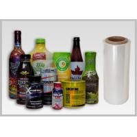 Buy cheap Clear BOPLA Shrink Film Heat Shrink Film Flexo Printing 100% Compostable & Biodegradable product