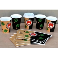 Buy cheap Single / Double PE Coated Paper Cup Sheet Eco - Friendly Customized product